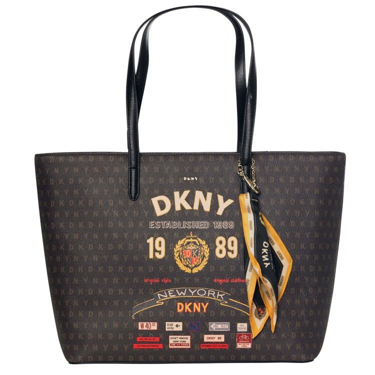 DKNY Tote Brun 1