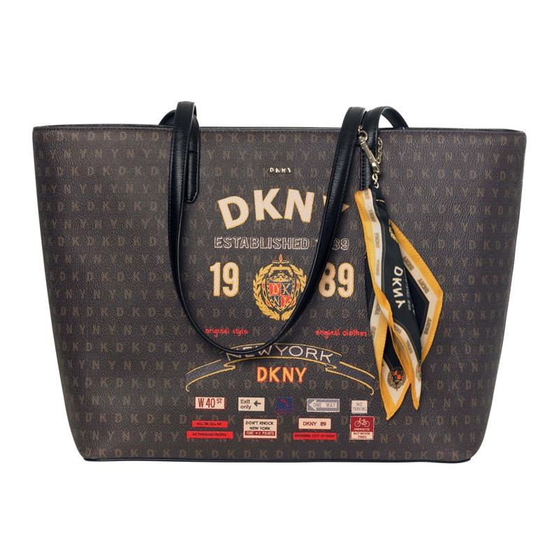 DKNY Tote Brun 2