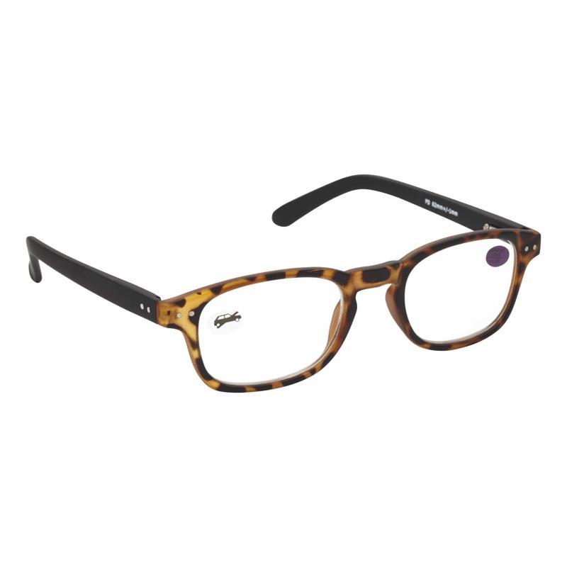 Prego Læsebrille -Prego Brun/Sort 1