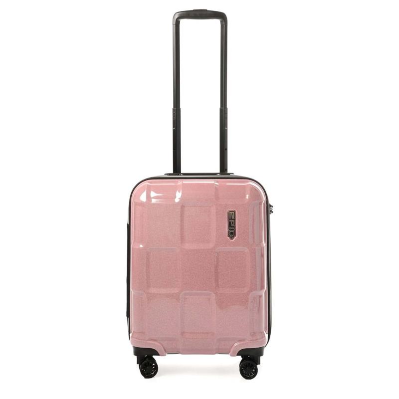 Epic Kuffert Crate Reflex Gammel Rosa 1