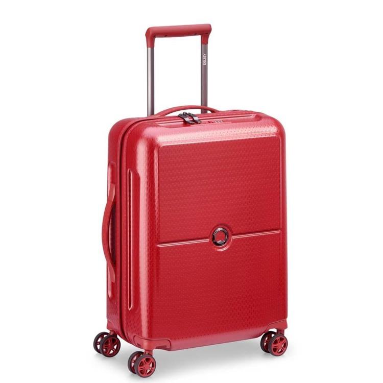 Delsey Kuffert Turenne slim Rød 2