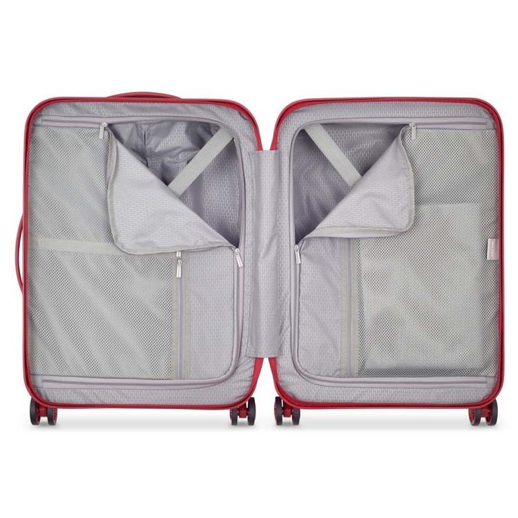 Delsey Kuffert Turenne slim Rød 3