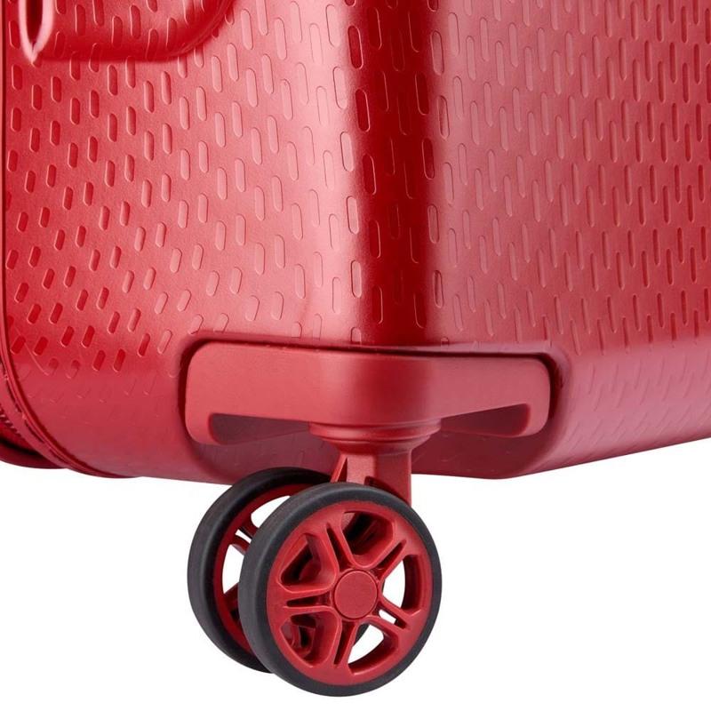 Delsey Kuffert Turenne slim Rød 4
