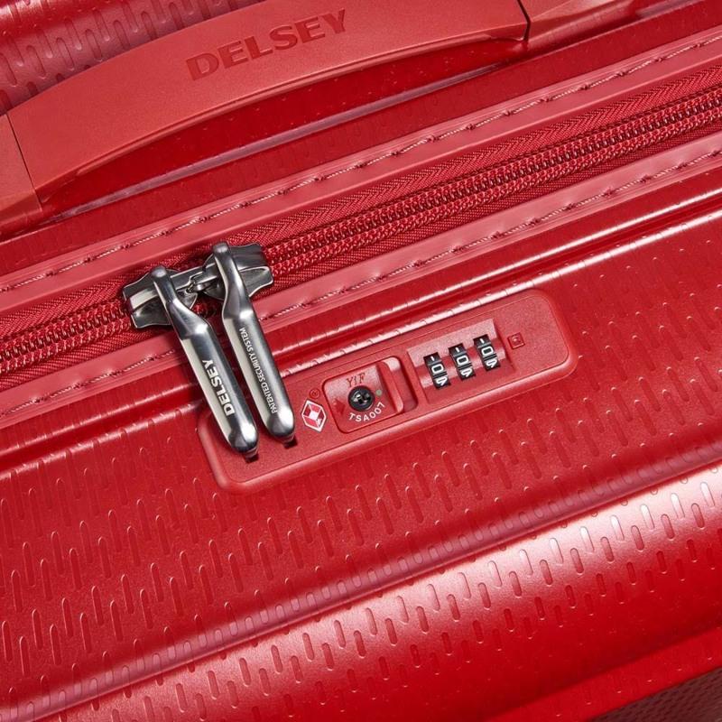 Delsey Kuffert Turenne slim Rød 5