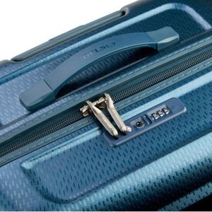 Delsey Kuffert Turenne Blå 4