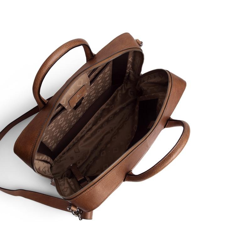 Adax Workbag Walther Napoli Cognac 4
