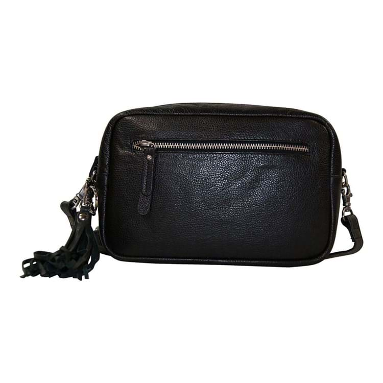 Taske ROCK Boxpocket bag Sort 1