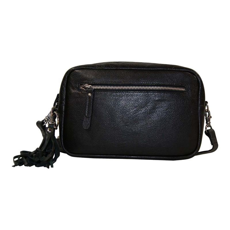 Taske ROCK Boxpocket bag Sort 1