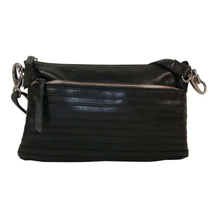 Taske -PLEATS Envelope bag Sort 1
