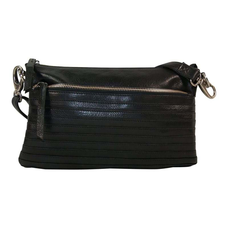 Taske -PLEATS Envelope bag Sort 1