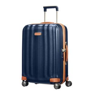 Samsonite Kuffert Lite Cube DLX 55 Cm M. blå alt image