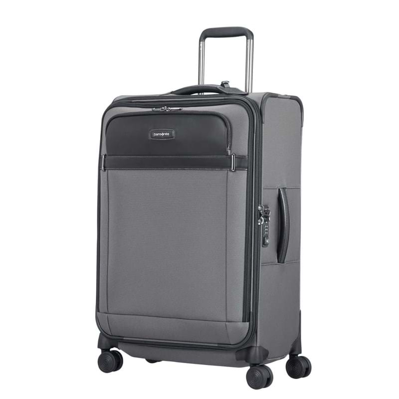 Samsonite Kuffert Lite DLX Sp 67 cm Grå 1