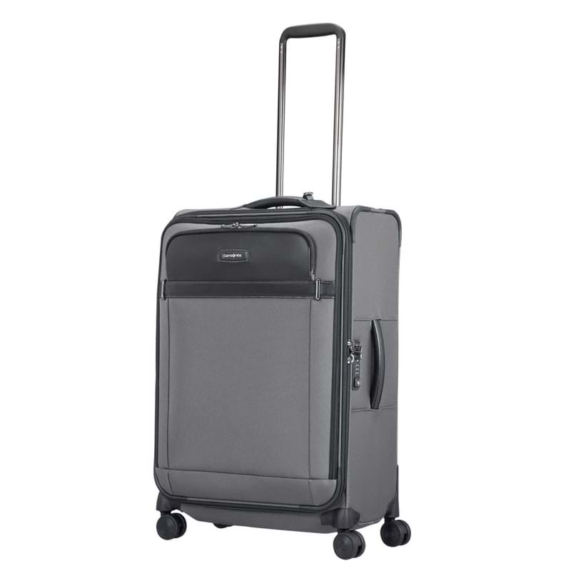 Samsonite Kuffert Lite DLX Sp 67 cm Grå 2