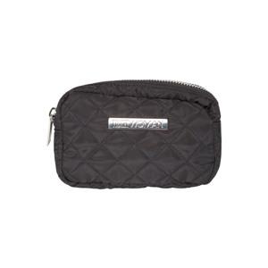 Bæltetaske - Bumbag Sort/sølv 1