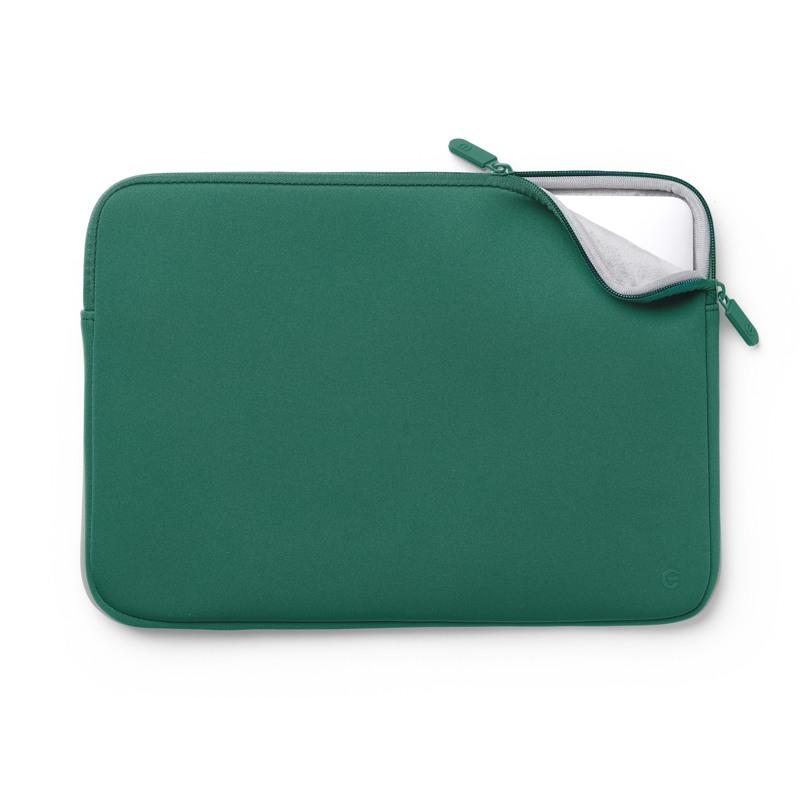 """Estuff  Sleeve MacBook Pro/Air,""""13"""" Grøn 2"""
