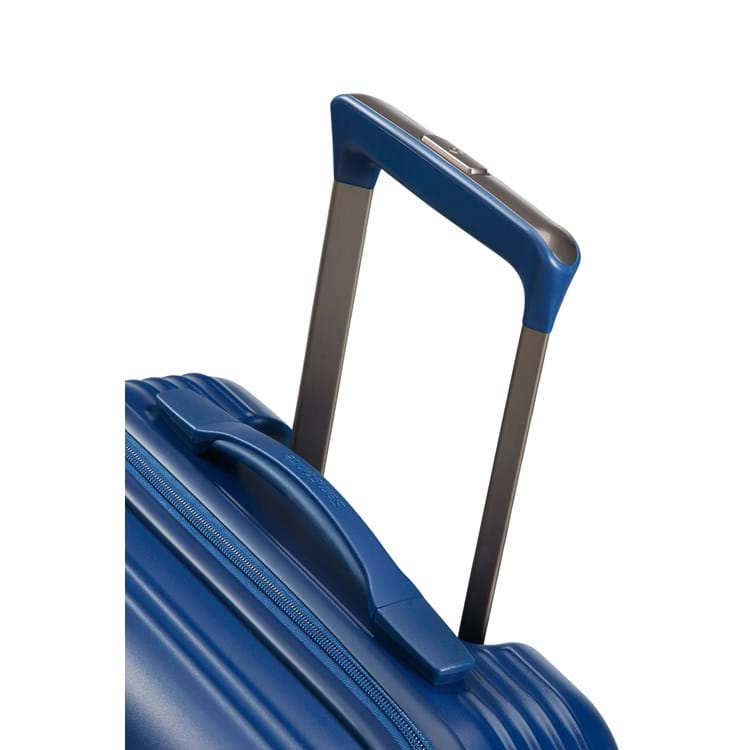 Samsonite Kuffert Rectrix Blå 5