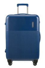 Samsonite Kuffert Rectrix 68 Cm Blå
