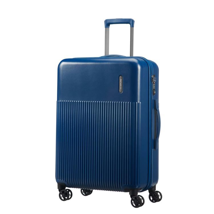 Samsonite Kuffert Rectrix Blå 2