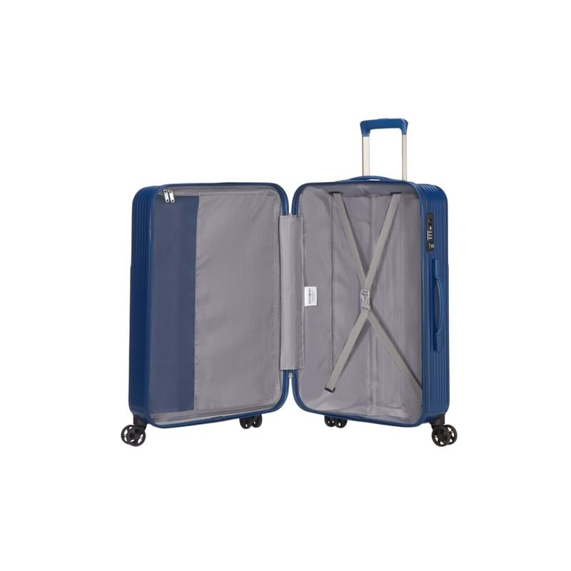 Samsonite Kuffert Rectrix Blå 3