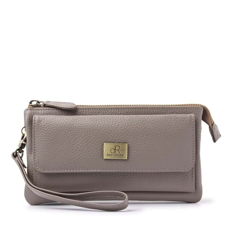 dR Amsterdam Crossbody Taupe 1