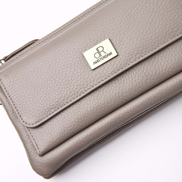 dR Amsterdam Crossbody Taupe 3