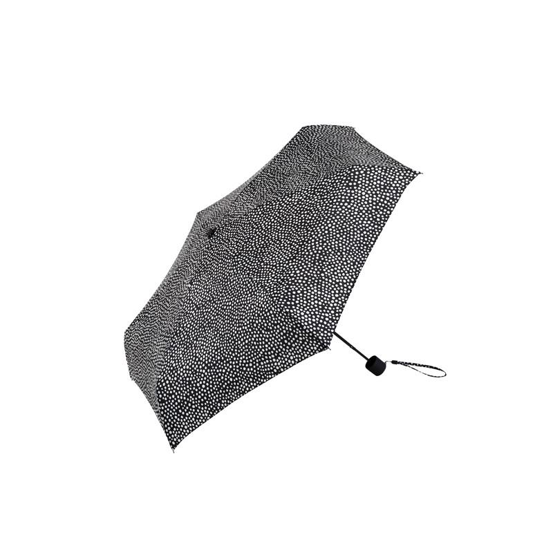 Paraply - mini-Pirput Parput Sort/Hvid 1