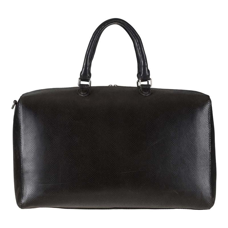Depeche Weekend bag Sort 1