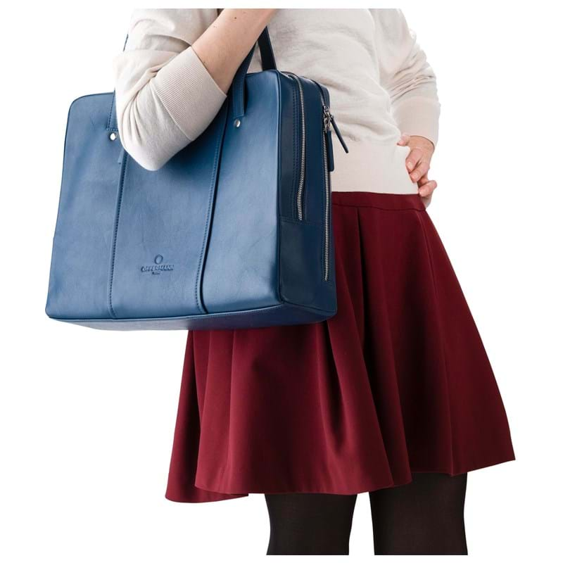 Taske Blå 4