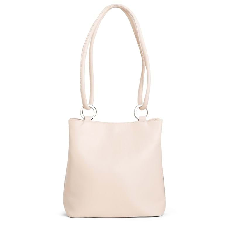 Taske Bucket Bag M Beige 3