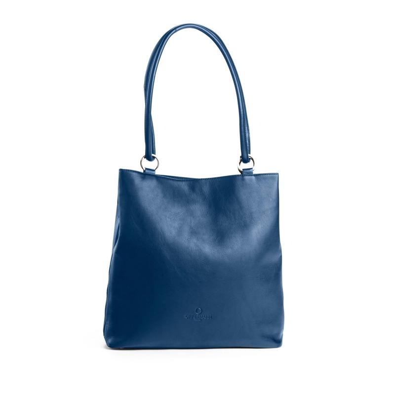 Taske Bucket Bag L Blå 1