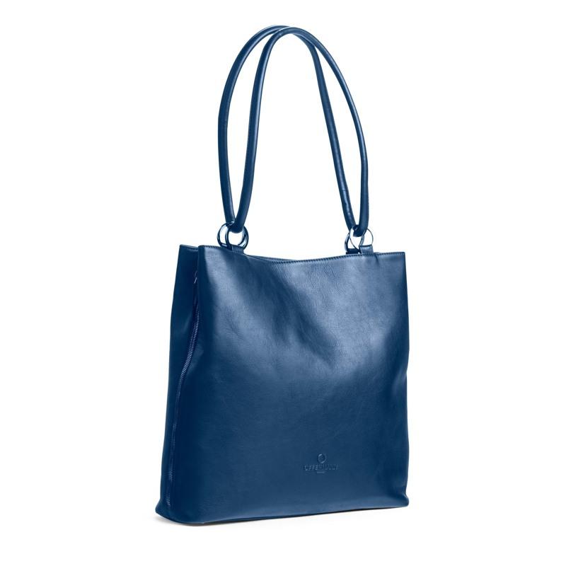 Taske Bucket Bag L Blå 2