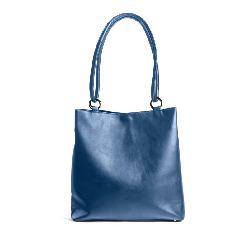 Taske Bucket Bag L Blå 3