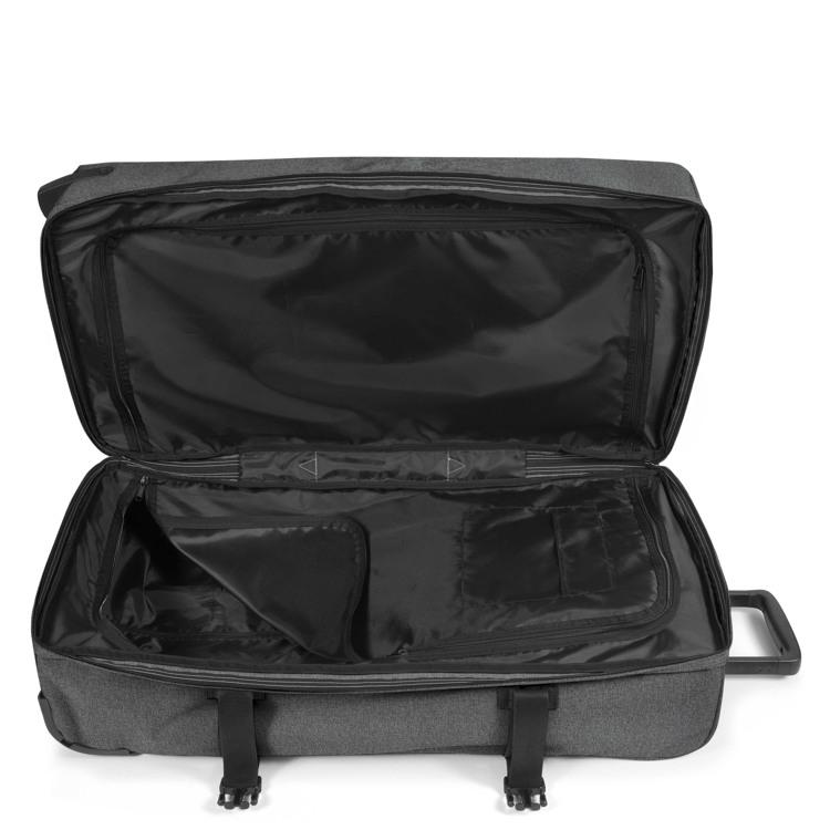 Eastpak Kuffert Tranverz Black denim 3