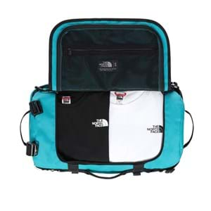 The North Face Duffel Bag Base Camp S Turkis 2