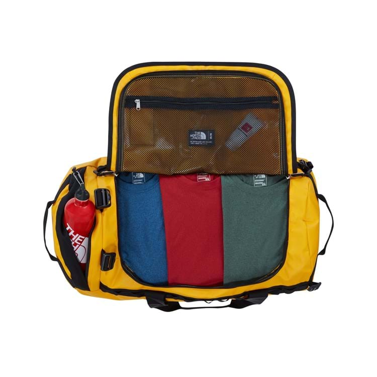 The North Face Duffel Bag Base Camp M Gul 3