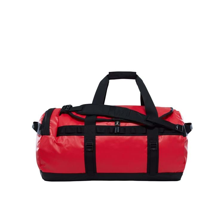 The North Face Duffel Bag Base Camp M Rød/sort 1