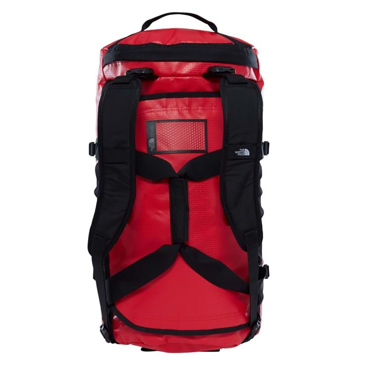 The North Face Duffel Bag Base Camp M Rød/sort 2