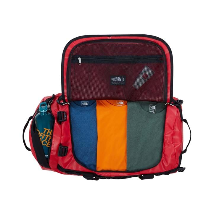 The North Face Duffel Bag Base Camp M Rød/sort 3