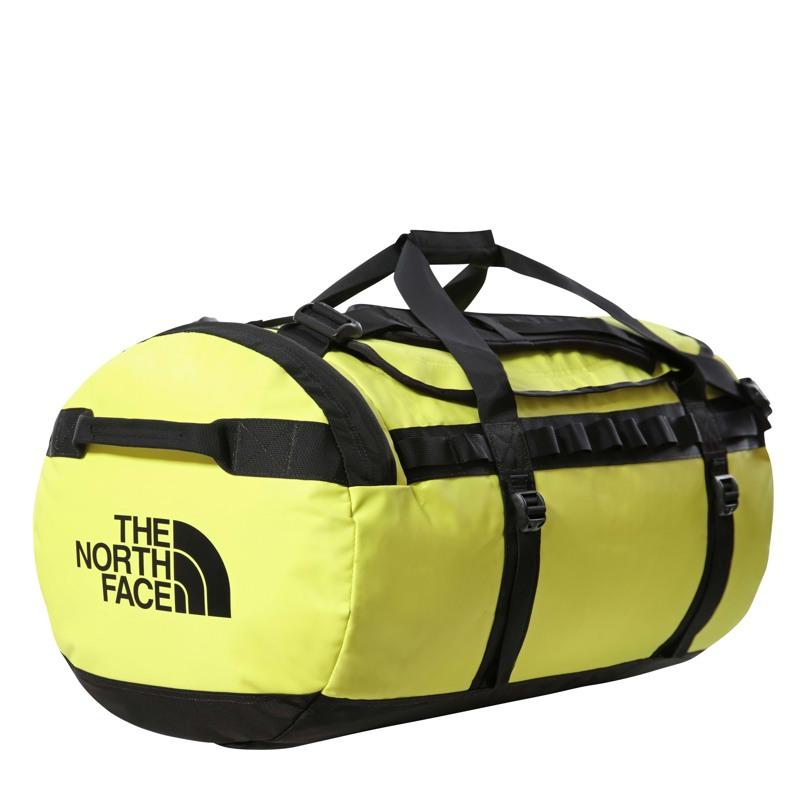 The North Face Duffel Bag Base Camp L Citrus Gul 1