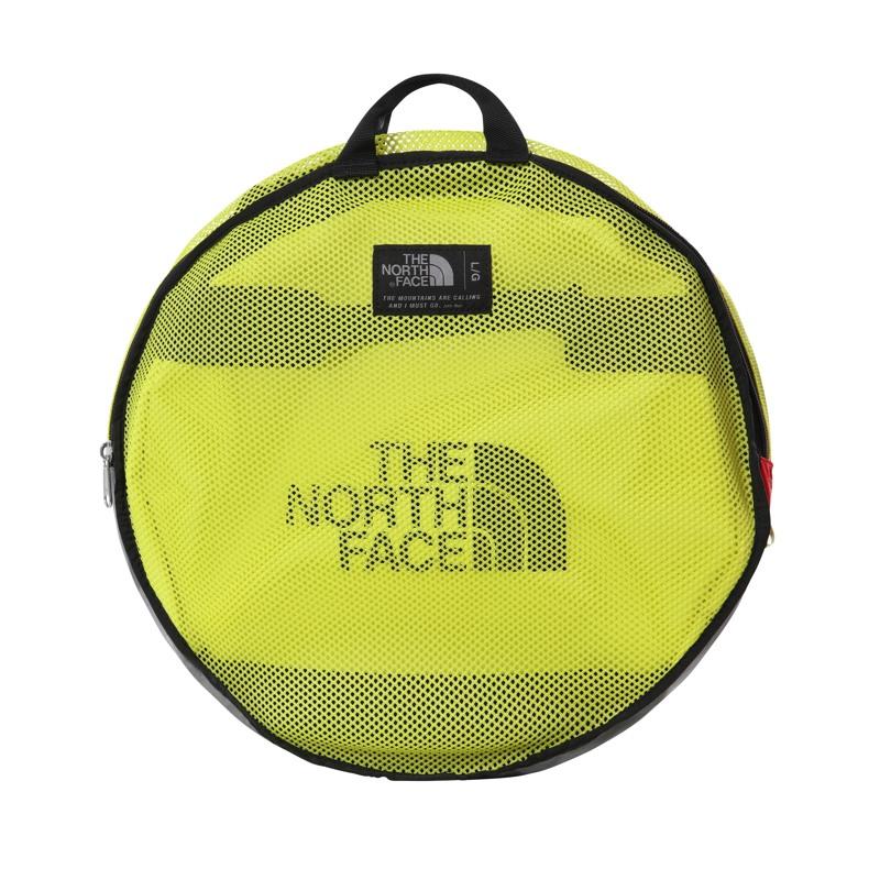 The North Face Duffel Bag Base Camp L Citrus Gul 5