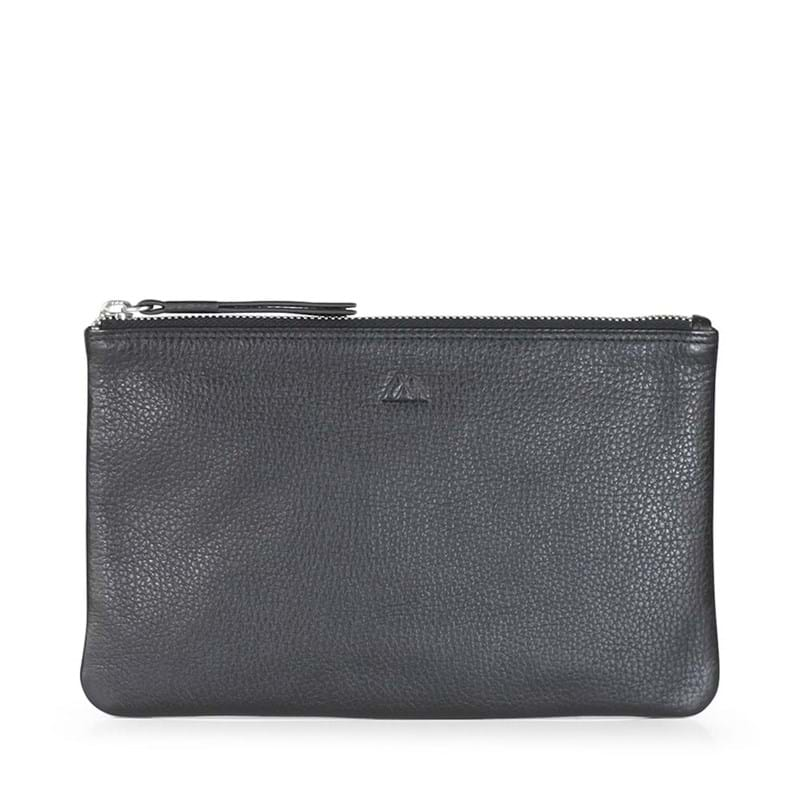 Markberg Clutch Silja Grain Sort 1