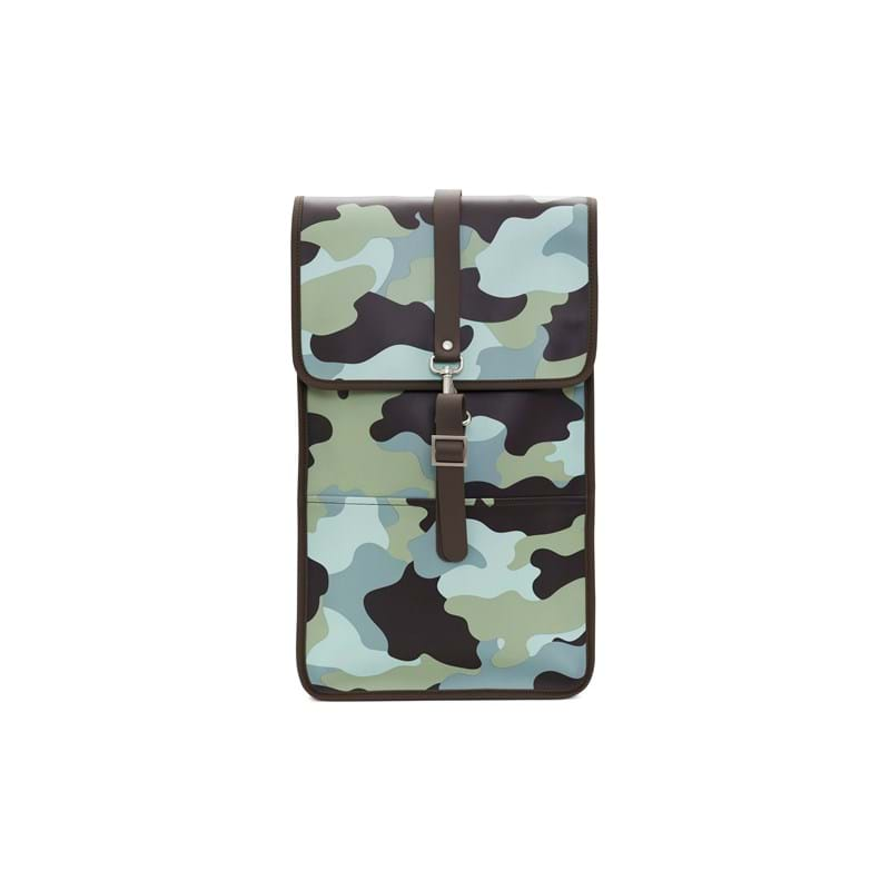 Rains Rygsæk Backpack Mini Blå camuflage 1