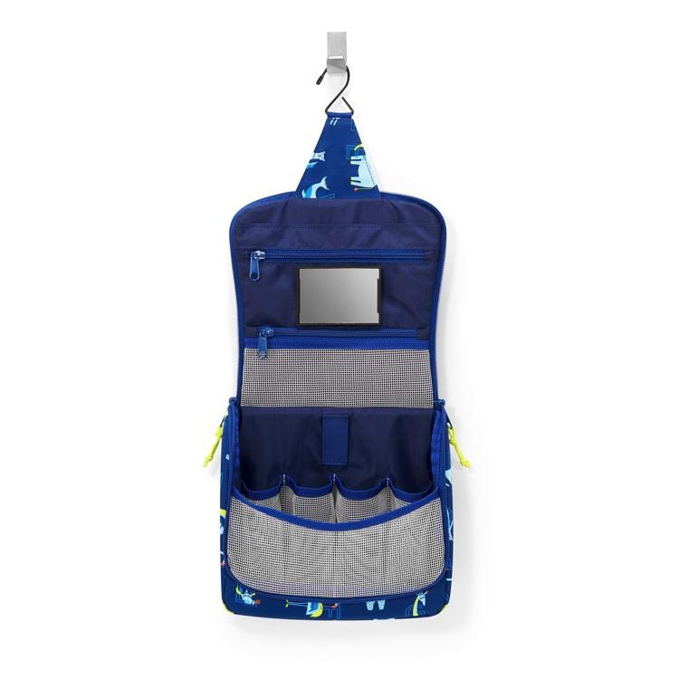 Reisenthel Toilettaske Toiletbag Kids Blå/mønster 3