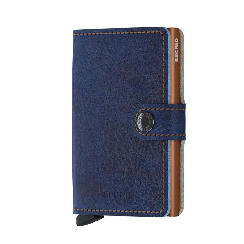 Secrid Kortholder Mini wallet Kobolt 1