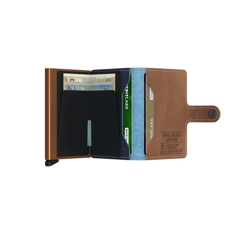 Secrid Kortholder Mini wallet Kobolt 3