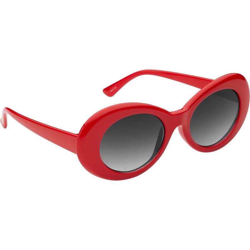 Prego Solbrille-Vintage Rød 1