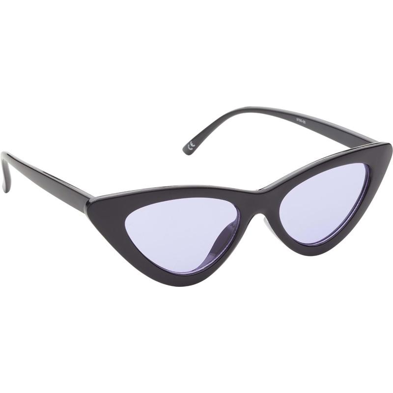 Prego Solbrille-Spids Sort 1