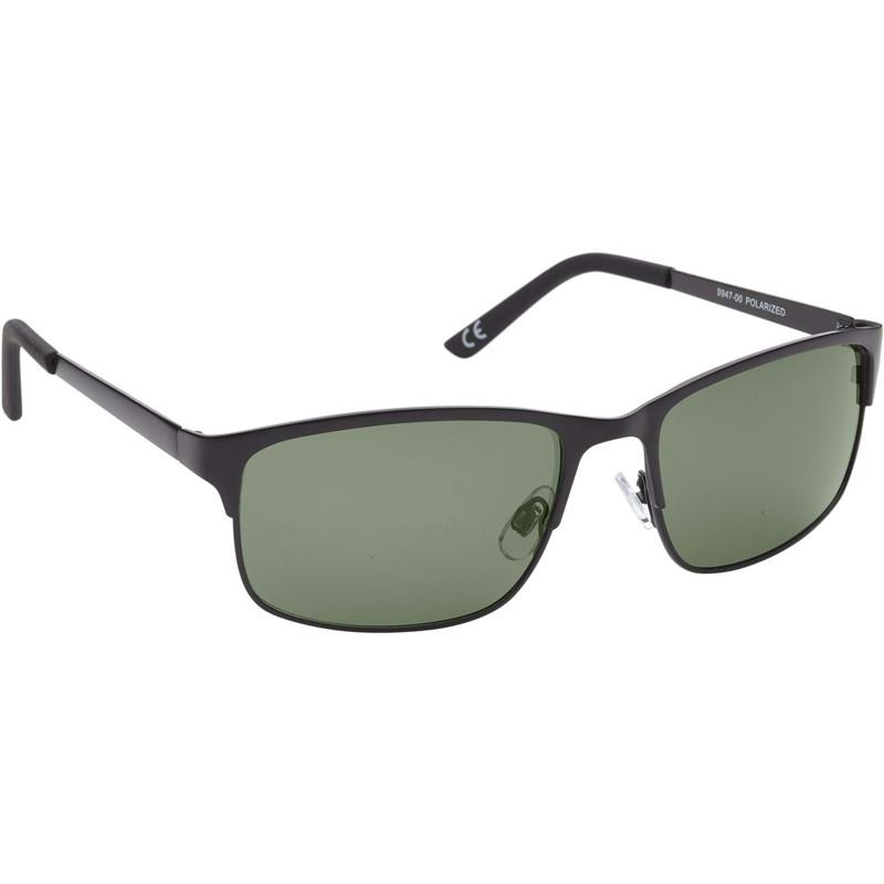 Prego Solbrille-Rektangulær Sort 1