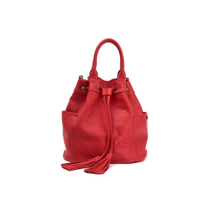 Håndtaske Rød 1