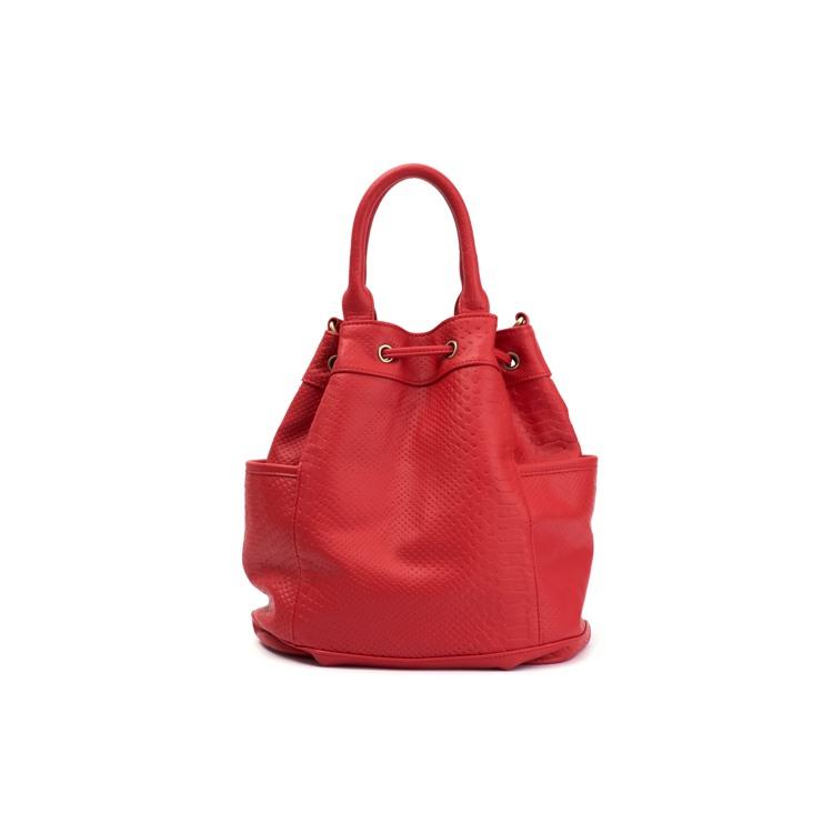 Håndtaske Rød 2